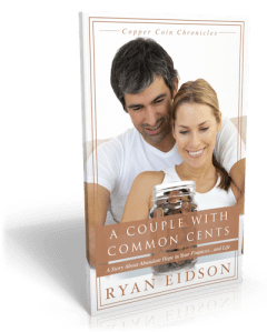 The Story Behind the Book, A Couple with Common Cents