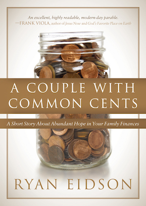 A Couple with Common Cents book by Ryan Eidson
