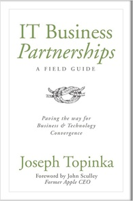 IT Business Partnering Interview with CIO and Author Joe
