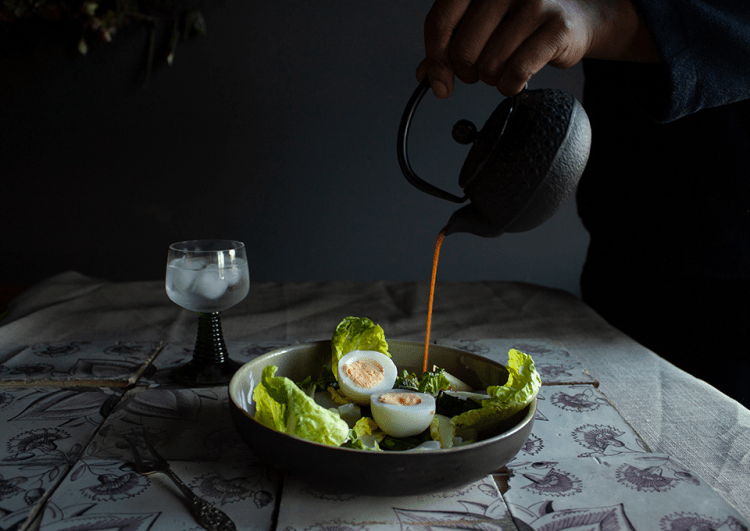 Gado Gado indonesische salade   RYAN FOODSHOP