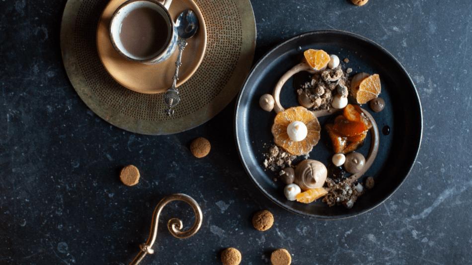 Pepernoot met mandarijntjes en specerijen | RYAN FOODSHOP