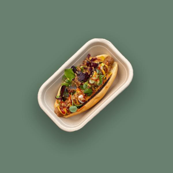 hotdog Ryan foodshop Ryan Bahadoer