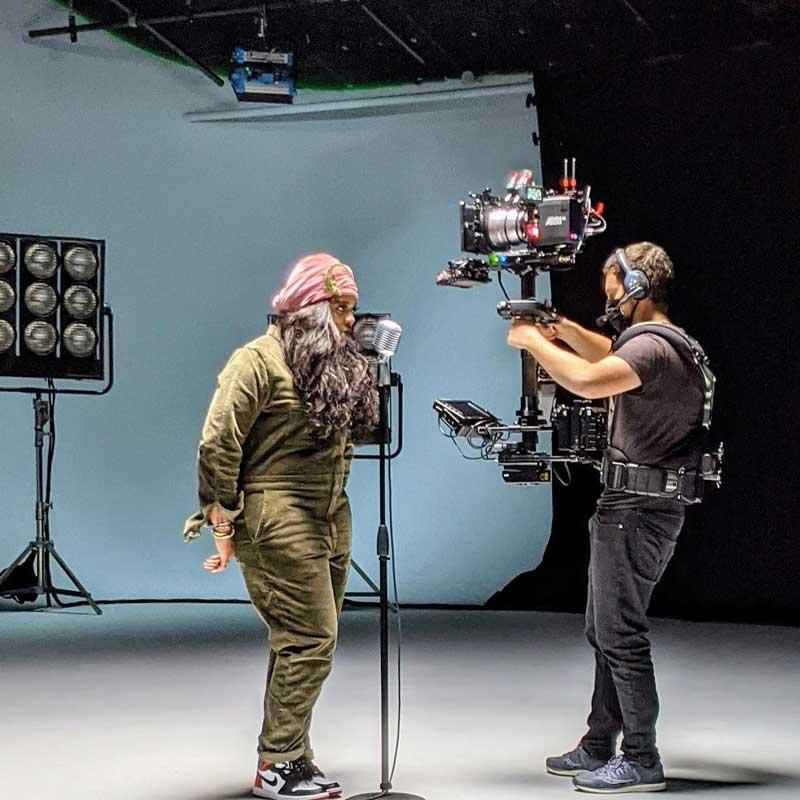 Camera Movement Specialist
