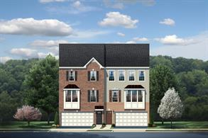 New Mendelssohn Townhome Model For Sale At Fable Hill In