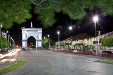 Arco de Nossa Senhora de Fatima 1