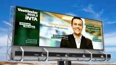Billboards INTA Vestibular 2015.2