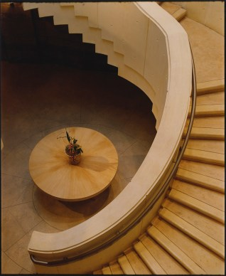 Opus One Stairs - St. Helena, California