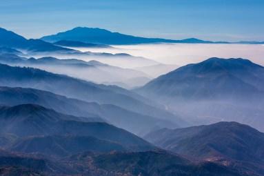 San Bernardino Mountains, California - Canon EOS 5D - Digital - September 2007