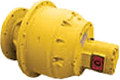 Lantec Model D540 Gear Reducer