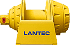 Lantec Classic Series Hydraulic Winches