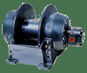 Model HL25 Rapid Reverse Hydraulic Winch