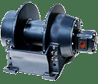 Pullmaster Model M25 Equal Speed Hydraulic Winch