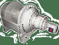 Pullmaster Model M75 Equal Speed Hydraulic Winch