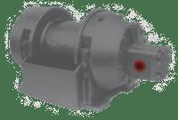Pullmaster Model H12 Rapid Reverse Hydraulic Winch