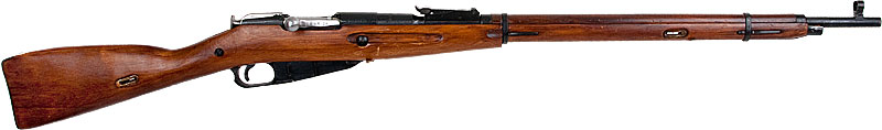 Surplus Russian Mosin Nagant 91/30 7.62x54R