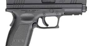 Springfield XD .45 compact