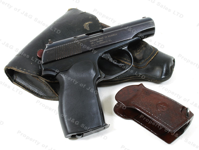 Russian Makarov grip red or black