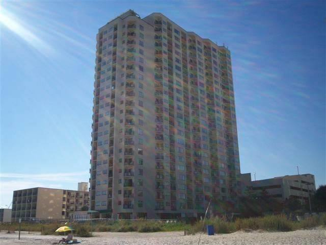 Palace Resort- An Oceanfront Condo Development In Myrtle