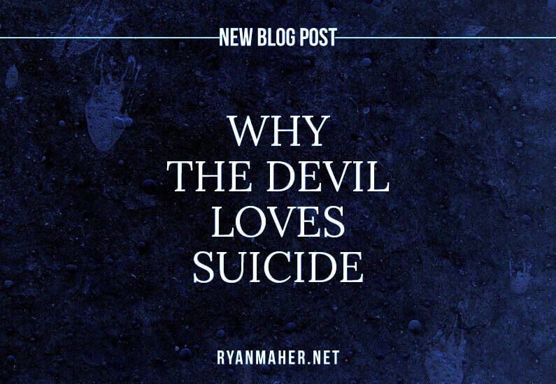 Why the Devil Loves Suicide