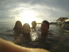 August 2014 - Enjoying Panama with Ryan's brothers!