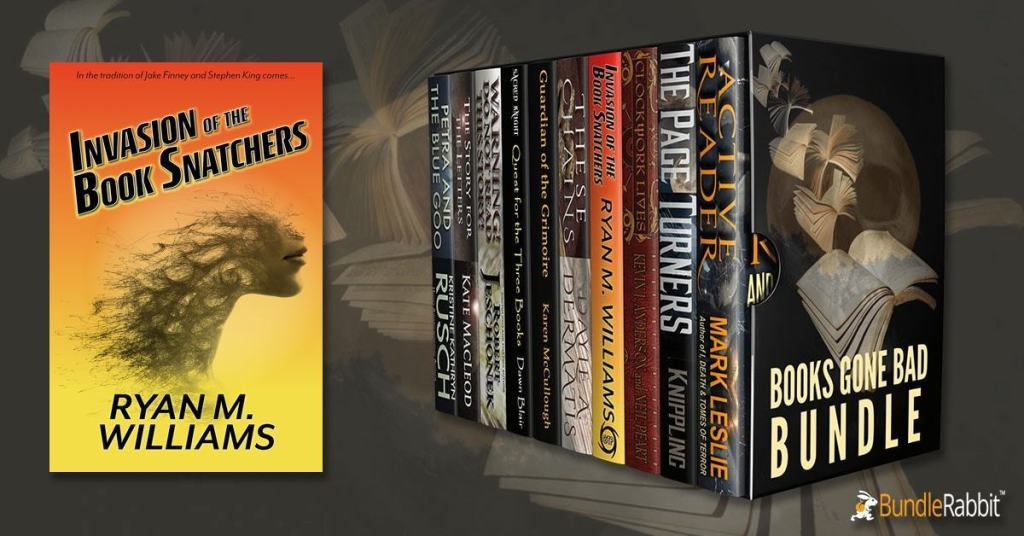 Books Gone Bad Bundle