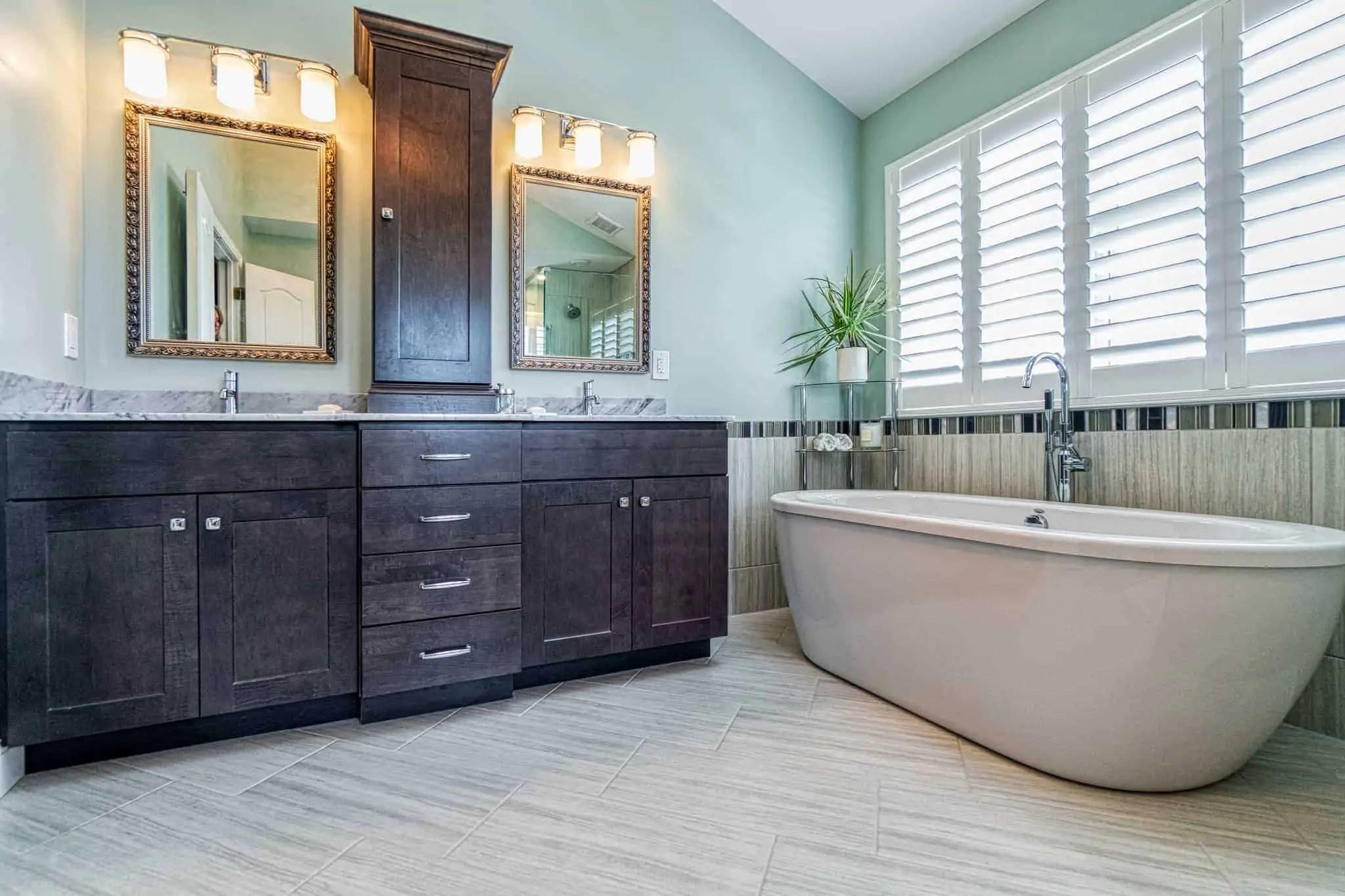 Bathroom Remodeling Bucks County Pa Ryann Reed Design Build