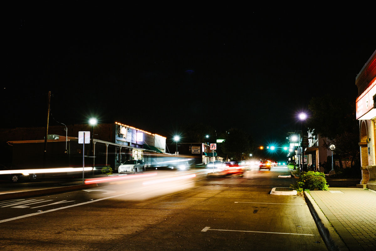 City Night Life, Night Photography