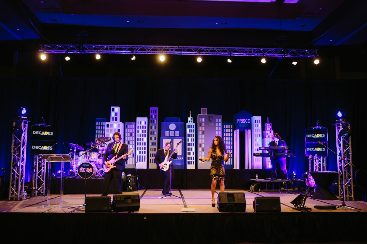 Corporate Event, Work party, Concert, Performance