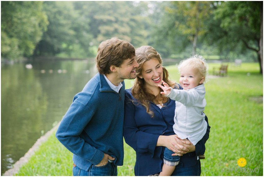 Lakeside Park Family Photos