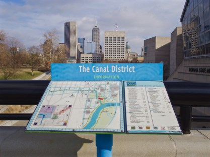 Indianapolis Canal District