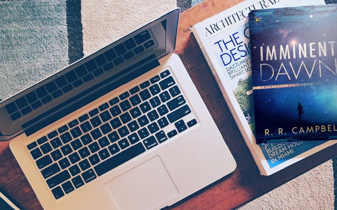 Happy Book Birthday to Imminent Dawn!
