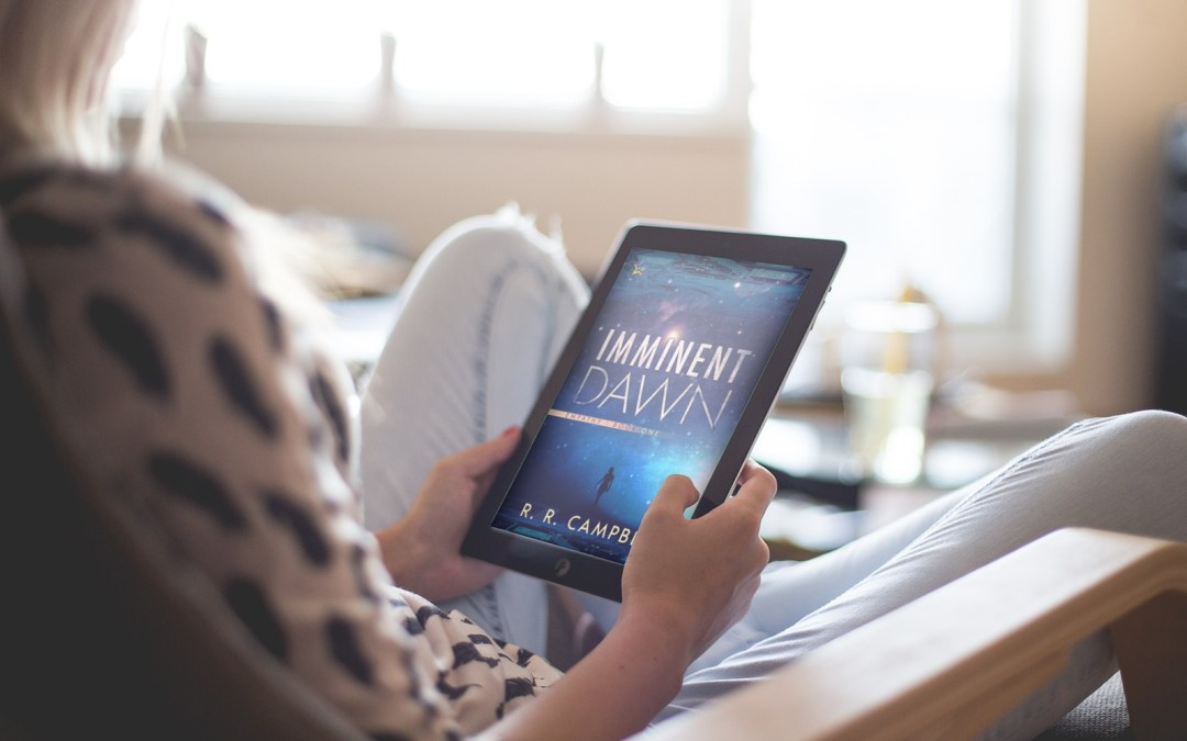 This Monday: an Imminent Dawn Ebook Giveaway!