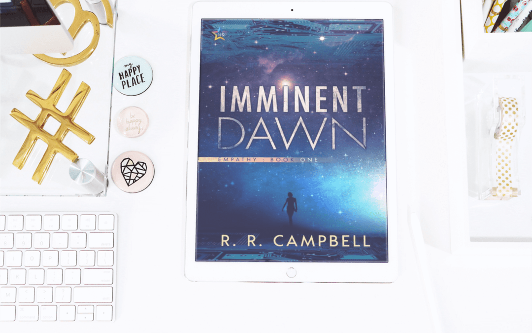 The Imminent Dawn Book Launch Party is Almost Here!