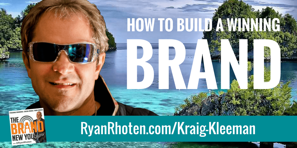 Kraig Kleeman Build a Winning Brand