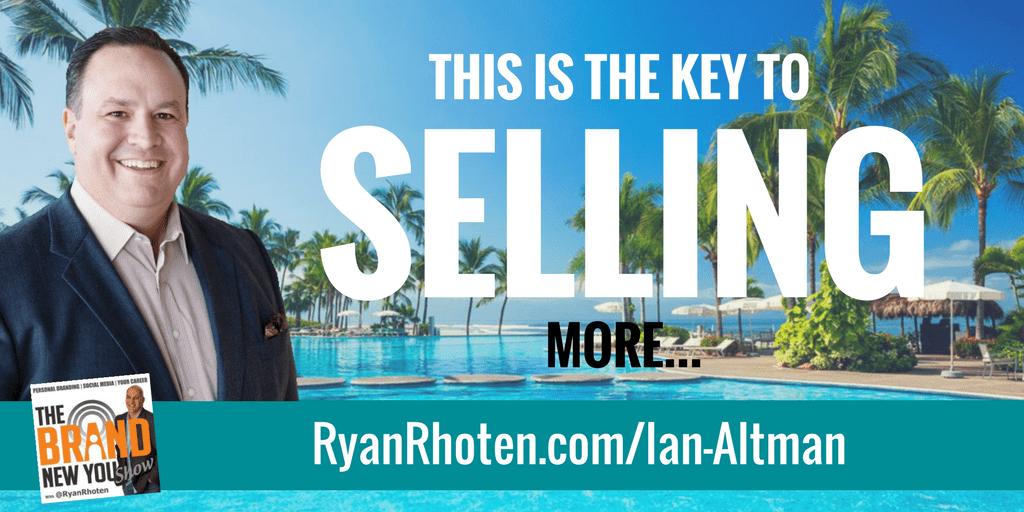 Ian Altman – Upside Down Selling