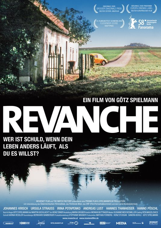 Revanche,  A film of Second Chances more than Revenge (2/4)