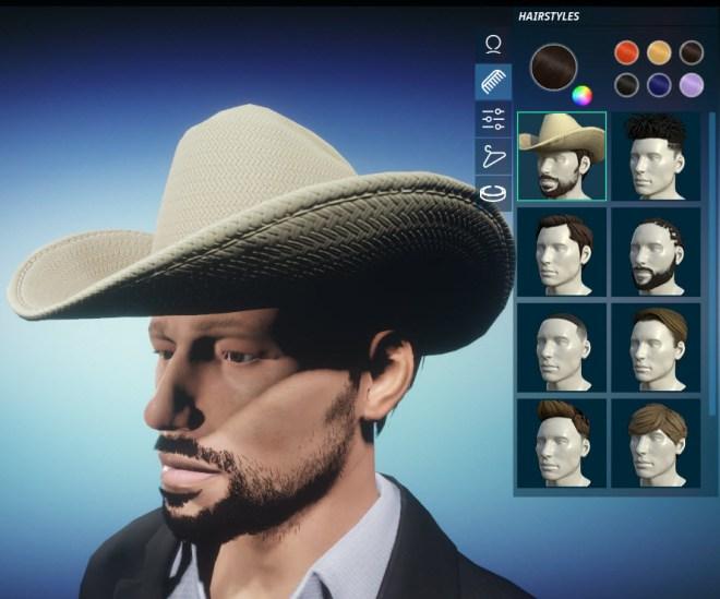 Cowboy Hat 18 August 2017