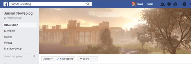 Sansar Newsblog Facebook Group 14 August 2017