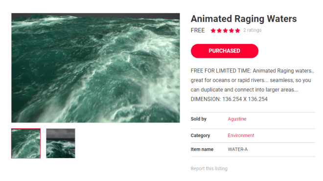 Animated Raging Waters 24 Sept 2017