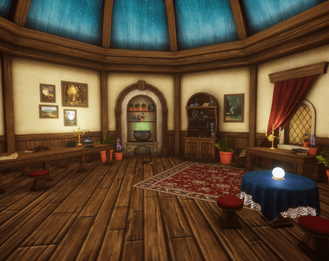 The Mage's Study 25 Sept 2017