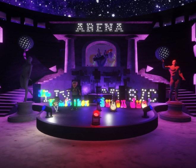 Arena Live Music Stage 1 21 Nov 2017.jpg