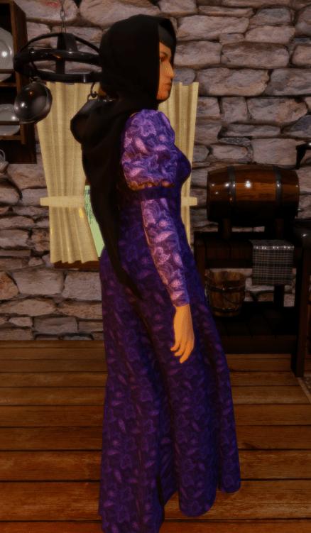 Medieval Dress 2 27 Dec 2017
