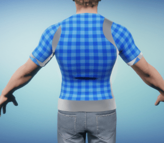 Ugly Seams in Sansar Shirt 29 Dec 2017
