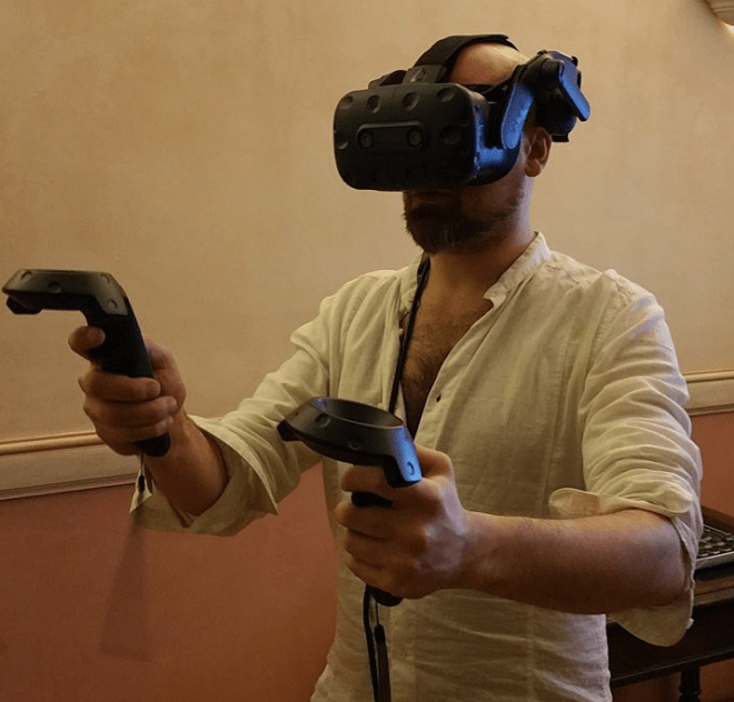 Enea in VR 12 Apr 2018