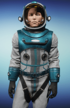 Astronaut Outfit 7 May 2018