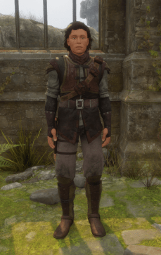 Highlander Outfit in the Highlands 7 May 2018