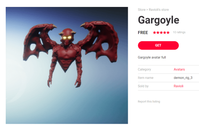Sansar Store Spotlight: The First Custom Avatars Have Appeared in