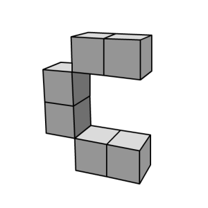 Cryptovoxels Logo