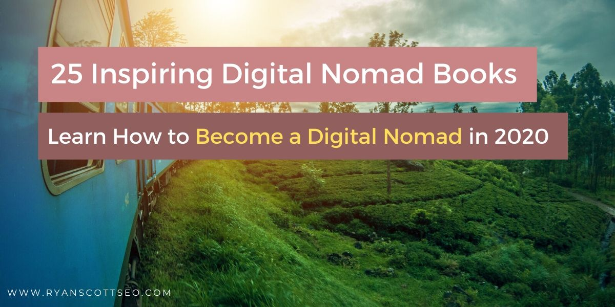 25 Inspiring Digital Nomad Books on Kindle (Must-Reads!)