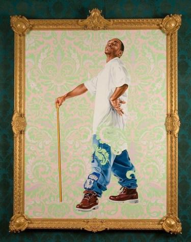 Wiley - Portrait of Andries Stilte II